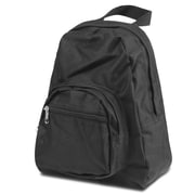 Zodaca Fashion Kids Backpack Schoolbag Small Bookbag Shoulder Children School Bag - Black