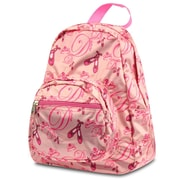 Zodaca Fashion Kids Backpack Schoolbag Small Bookbag Shoulder Children School Bag - Pink Ballerina
