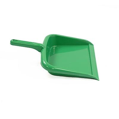Malish Green Plastic Hand Held Dust Pan (2950)