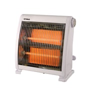 Optimus Infrared Quartz Radiant Heater White (H-5510)