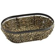 Eco Friendly Home Oval Basket Dark Brown (105905.01)