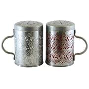 General Store Hollydale Salt & Pepper Shaker Set With Handles (113201.02)