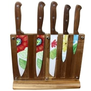 Laurie Gates 80122.06 Daisie Collection Stainless Steel 6-Piece Cutlery Set