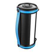Axess SPBT1054BL  Bluetooth Media Speaker with LED and RGB Lights Blue