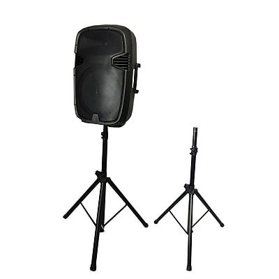 Supersonic Heavy Duty Tripod Stand For All DJ Speaker Models Black (SC-3STD)