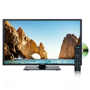 Axess TVD1805-19 18.5 in. 1366 x 768  HD LED TV with DVD Player Black