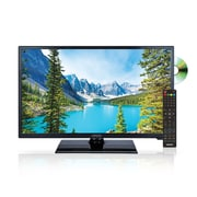 Axess TVD1805-24 23.8 in. 1080p HD LED TV with DVD Player Black