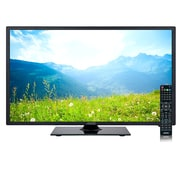 Axess TV1705-24 24 in. 1080p  Full HD LED TV Black