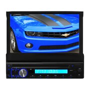 Lanzar  SDINBT75 Motorized Touch Screen TFT/LCD Monitor 7 in. (SDINBT75)