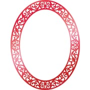 """Artdeco Creations Ornate Christmas Frame Couture Creations Let Every Day Be Christmas Hotfoil Stamp, 3.5"""" x 3.3"""" (CO725534)"""