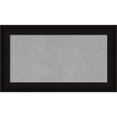 Amanti Art Framed Magnetic Board Medium Manteaux Black 28