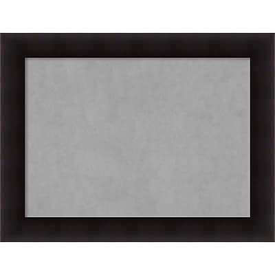 """""Amanti Art Framed Magnetic Board Large Portico Espresso 34"""""""" x 26"""""""" Espresso Frame (DSW3994464)"""""" 24242088"