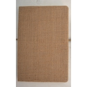 Seco Root & Seed A5 Hessian Notebook with 80 Lined Ruled Pages (RSHESS01)