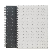 Seco Root & Seed Twin Pack Wire Bound A5 Notebooks (RSTWA-TW)