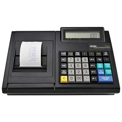 100CX Portable Electronic Cash Register (82175Q)