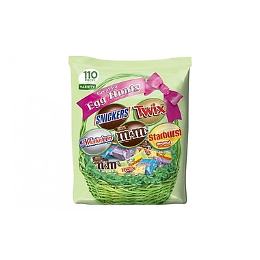 Mars Chocolate & More Spring Candy Variety Mix 35.8-Ounce 110-Piece Bag (317014)