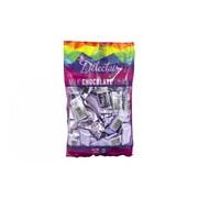 Delectais Milk Chocolate Thins Lavender, 14.1 oz., 2 Pack (90126)