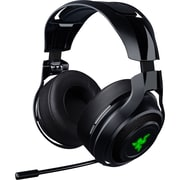 Razer ManO'War Wireless 7.1 Surround Sound Gaming Headset Compatible with PC, Mac, Steam Link and works with... by