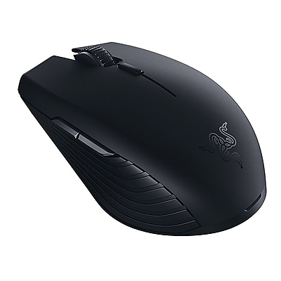Razer Atheris Ambidextrous Bluetooth Wireless Portable Gaming-Grade Mouse 7,200 DPI Optical Sensor