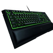 Razer Ornata Expert Revolutionary Mecha-Membrane Gaming Keyboard with Mid-Height Keycaps Wrist Rest Ergonomic Design