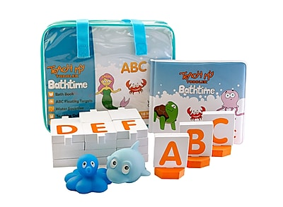 Teach My Toddler Bathtime ABC's (0027)
