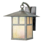 Livex Lighting 1-Light Verde Patina Outdoor Lantern (2133-16)