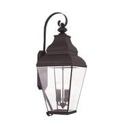 Livex Lighting 4-Light Bronze Outdoor Lantern (2596-07)