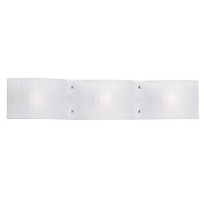 Livex Lighting 3-Light Chrome Bath Vanity Light (1433-05)