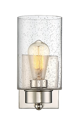Filament Design 1-Light Polished Nickel Sconce (STL-SVS473946)