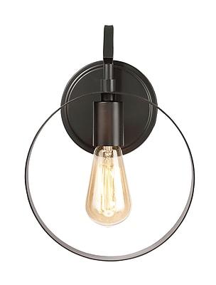 Filament Design 1-Light Oil Rubbed Bronze Sconce (STL-SVS473861)