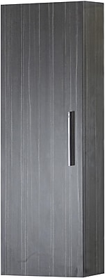"American Imaginations 12""W Medicine Cabinet Dawn Grey (AI-1405)"