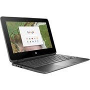"HP® x360 11 G1 EE 2DR01UT 11.6"" 2-In-1 Chromebook, Intel Celeron N3350, 32GB Flash, 8GB, Chrome, Intel HD Graphics 500"