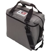 AO Coolers 12-Can Canvas Cooler, Charcoal (AO12CH)
