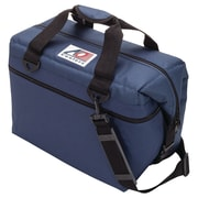 AO Coolers 24-Can Canvas Cooler, Navy Blue (AO24NB)