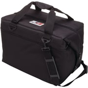 AO Coolers 48-Can Canvas Cooler, Black (AO48BK)