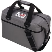 AO Coolers 48-Can Canvas Cooler, Charcoal (AO48CH)