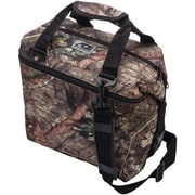 AO Coolers 12-Can Canvas Cooler, Mossy Oak (AOMO12)