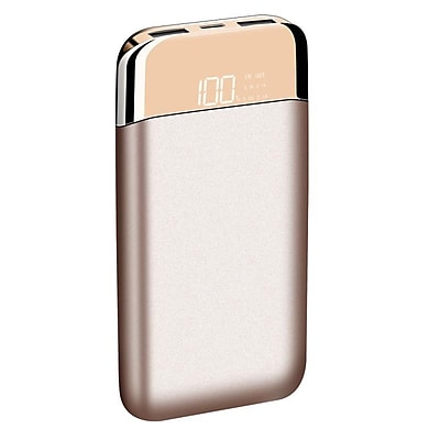 LAX Pro 12k Power Bank Battery Pack - Gold