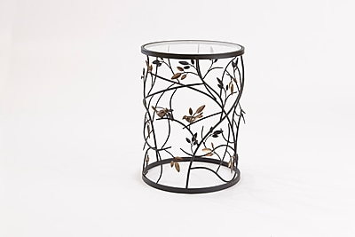 FirsTime Large Bird and Branches Side Table (BTGLVS-L)