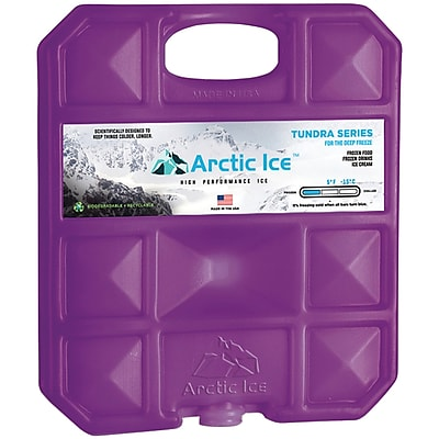 Arctic Ice 1203 Tundra Series Freezer Pack, 1.5 lbs .(ARCT1203DS)