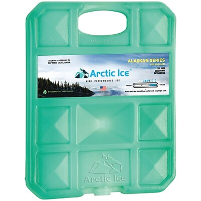 Arctic Ice 1206 Alaskan Series Freezer Pack, 5 lbs. (ARCT1206DS)