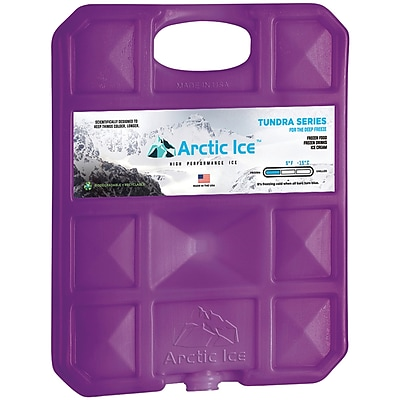 Arctic Ice 1207 Tundra Series Freezer Pack, 5 lbs. (ARCT1207DS)