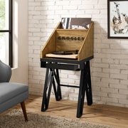 Crosley Brooklyn Turntable Stand in Natural (CF1105-NA)