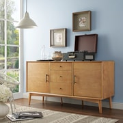 Crosley Landon Buffet in Acorn (aka Large Console) (CF1107-AC)