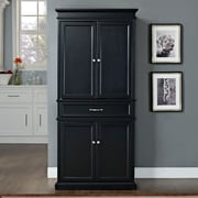 Crosley Parsons Pantry in Black (CF3100-BK)