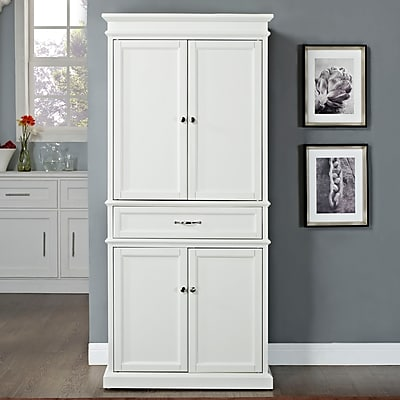 Crosley Parsons Pantry in White (CF3100-WH)