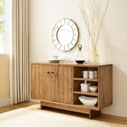 Crosley Roots Sideboard in Natural (CF4203-NA)
