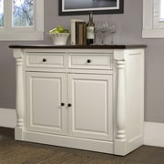 Crosley Shelby Buffet in White Finish (CF4206-WH)