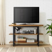Crosley Roots Open Console In Natural (CF6116-NA)