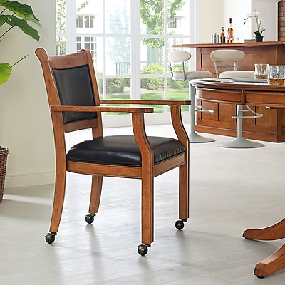 Crosley Reynolds Game Chair In Dutch Colonial (1 Per Carton) (CF510218-DC)